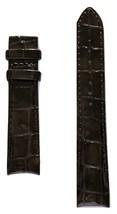 Original Tissot Couturier LADY 18mm Brown Patent Leather Band Strap for ... - $65.00
