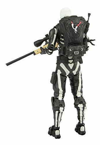 *Fortnite Skull Trooper premium action figure