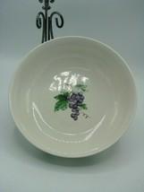 "New Pfaltzgraff Merlot Pattern 8 5/8"" Round Vegetable Serving Bowl - $12.86"