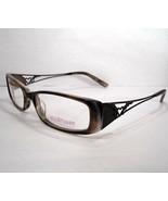 Jill Stuart 197 Grey Horn 3 Women Eyeglasses  Frames 50-16-130 - $58.41
