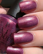 OPI Nail Polish NL V16 Queen of West Weberly, Collection Valentine's 2009 - $12.42