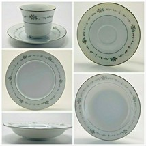 """""""VALENCIA"""" by Wyndham Fine China Japan 364 Dinnerware Collection - $6.93+"""