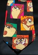 Looney Tunes Mania Tie ~ Mens Necktie Tasmanian Devil - $18.79