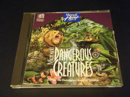 Microsoft Dangerous Creatures (PC, 1994) - $5.93