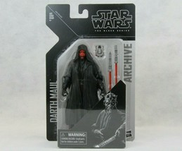 Hasbro Star Wars: The Black Series Archive Collection Darth Maul (TPM) - $24.69