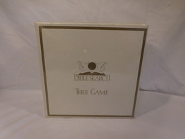 Bible Search Thee Game Christian Trivia Church Family Board Game Vtg 198... - $27.02