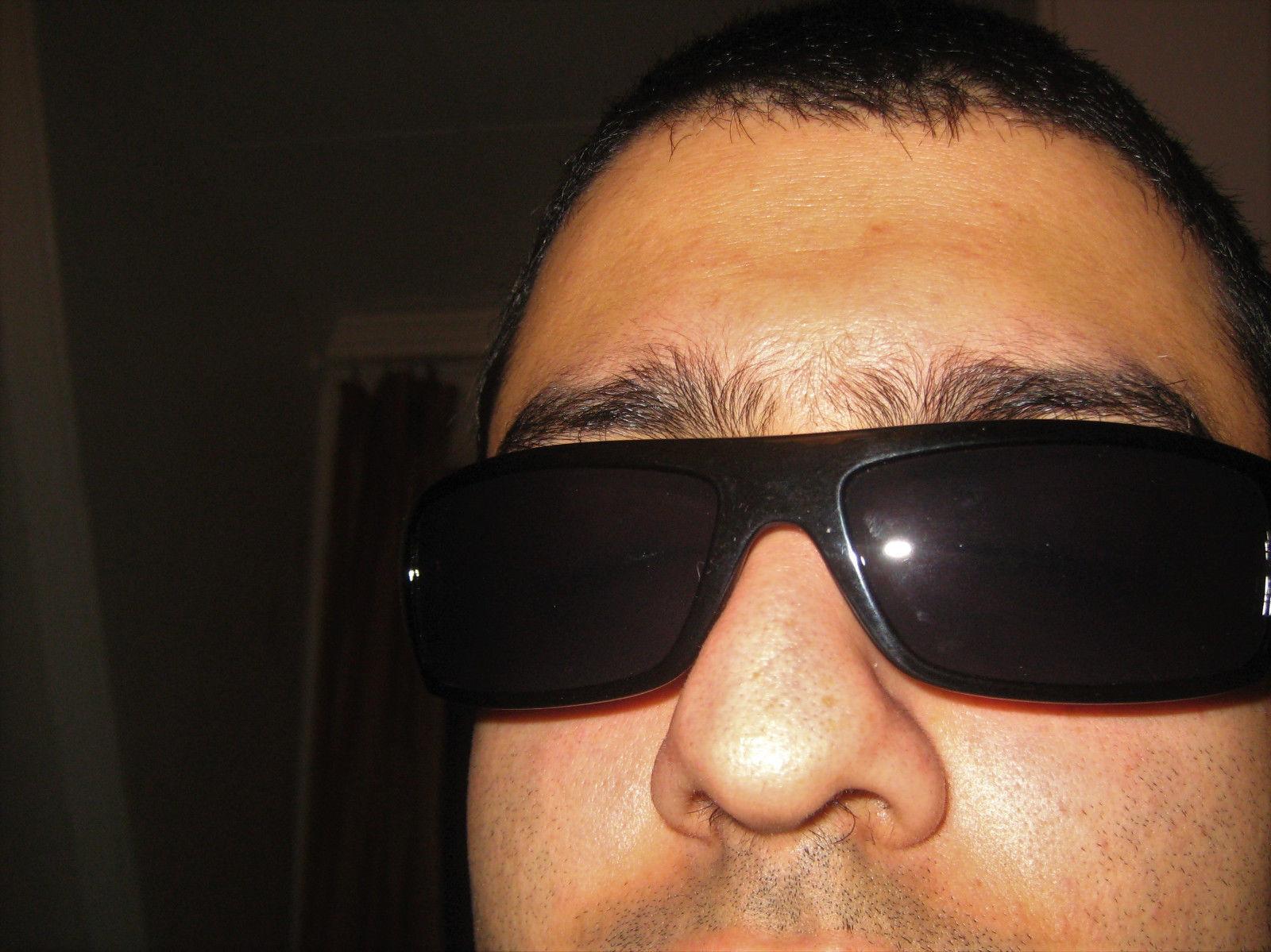 b0602ec6beb S l1600. S l1600. Previous. Locs Black OG Biker Ese Shades Original Gangster  Mens Sunglasses Dark ...