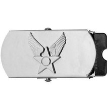 Genuine U.S. Air Force Belt Buckle: Hap Arnold Emblem (Official Military Issue) - $41.56