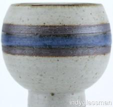 Otagiri Stoneware HORIZON China Goblet VINTAGE (1 left) - $11.22