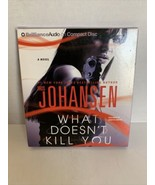 What Doesn't Kill You By Iris Johansen Abridged Set Of 5 CD's 2012 - $5.00