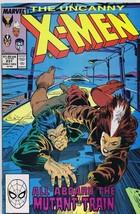 X Men #237 ORIGINAL Vintage 1988 Marvel Comics  Rogue Carol Danvers - $14.84
