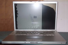 Apple  MacBook Pro A1150- 15.2'' Screen 1GB Ram, Webcam  Boots  & Power Supply - $40.00