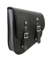 PVC Motorcycle Left Side Heat Resistant SWING ARM BAG For Harley Davidson - $65.41