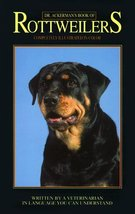 Dr. Ackerman's Book of the Rottweiler (BB Dog) Ackerman, Lowell - $3.71