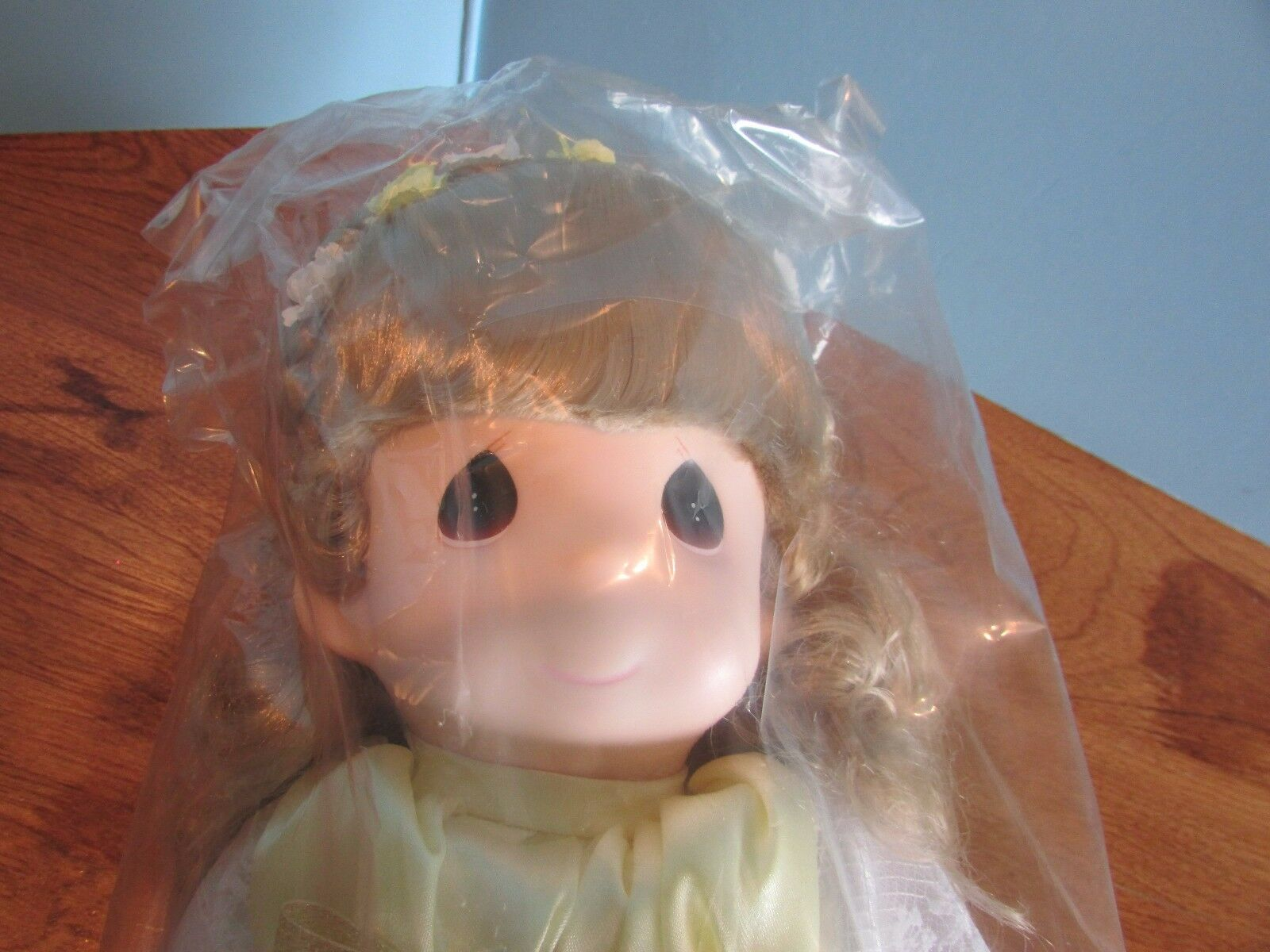 "Precious Moments  christmas angel  ""HOPE""   Doll  16"""