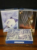 New 18 Ct. Hanukkah Holiday Greeting Cards with Envelopes-Paper Magic Group - $12.00