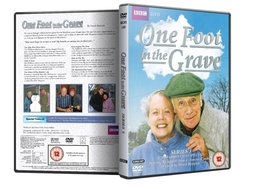 BBC DVD - One Foot In The Grave Series 5 DVD - $14.00