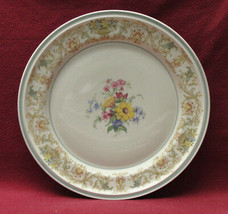 """Beautiful Rosenthal China - Wildflowers On Winifred - 13"""" Cabinet PLATE/CHARGER - $44.95"""