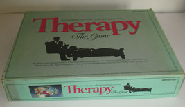 Therapy The Board Game 1986 Complete - $16.66