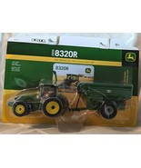 John Deere TBE45236 ERTL 8320R Tractor With J and M Grain Cart - $19.99