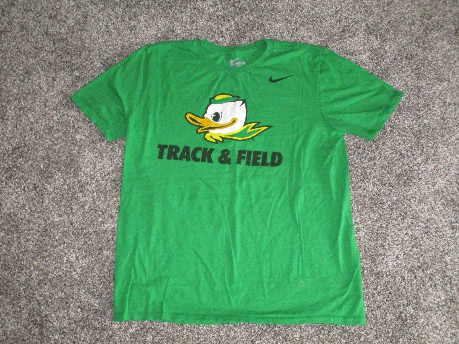 3ba6927b Nike Oregon Ducks Track & Field Team Shirt and 50 similar items