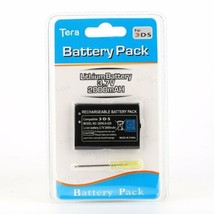 3DS Rechargeable 2000mAh Battery Pack Replacement w/ tool for Nitendo 3D... - $12.21