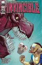 Invincible #91 VG; Image   low grade comic - save on shipping - details ... - $1.75