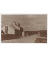 Warren House Inn Dartmoor Devon United Kingdom UK RPPC postcard - $7.92