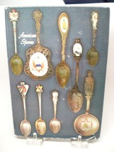 American Spoons Book - Collecting Souvenir & Historical  Rainwater Felg... - $19.80