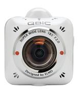 Elmo QBiC MS-1 Digital Camcorder - Full HD - White - 16:9 - 5 Megapixel ... - $94.78