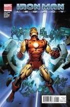 "Iron Man:legacy #1 ""1st Print"" -Larroca Variant- [Comic] [Jan 01, 2010] MARVEL C - $9.85"