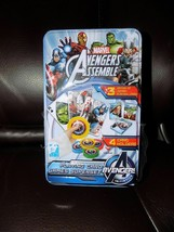 Marvel Avengers Assemble Playing Card Game Set Special Tin Case NEW - $20.00