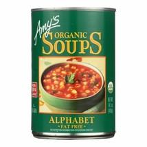 Amy's - Organic Alphabet Soup - Case Of 12 - 14.1 Oz - $60.96