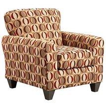 Flash Furniture Exceptional Designs Lunar Cinnamon Accent Chair - $499.74