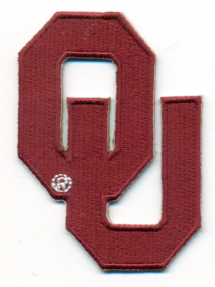 Oklahoma sooners ncaa embroidered patch quot shipped from