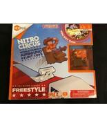 Nitro Circus World Famous AIRBOUND STUNT TOYS FREESTYLE EDITION Ten Gall... - $4.74