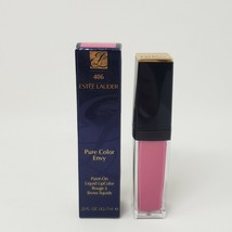 New ESTEE LAUDER Pure Color Envy Liquid Vinyl #406 Liquid Desire - $13.32