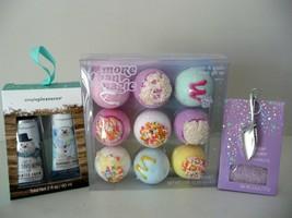 More Than Magic Bath Bomb Gift Set & Simple Pleasure Hand Cream/Groovi B... - $20.90