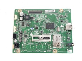 LG 24LJ4540 LED TV Main board eax6711510411.01 - $34.60