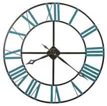 Howard Miller 625-574 (625574) St Clair Wall Clock - Charcoal Gray - £215.24 GBP