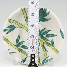 Tepco China Bamboo 4 Piece Breakfast Set Cup & Saucer, Oatmeal Bowl, Plate 2814 image 9