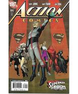Action Comics Comic Book #860 Superman DC Comics 2008 NEAR MINT NEW UNREAD - $3.99
