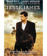 The Assassination of Jesse James by the Coward Robert Ford (DVD, 2008) - €5,68 EUR