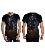 ASSASSINS CREED FEMALE CHARACTER TEE MEN - $21.80