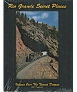 ~~~RIO GRANDE SECRET PLACES~Both Volumes~Farewell~Tunnel District/Ruby C... - $59.90