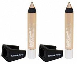 Hard Candy Shadowholic 12-Hour Waterproof Eye Crayon in Blondie - NIB - Lot of 2 - $9.98