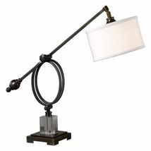 Uttermost Levisa Dark Bronze Desk Lamp - $248.60