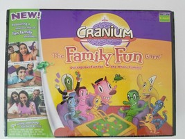 Cranium Board Game The Family Fun Game New in Factory Sealed Box - $8.79