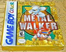 Metallo Walker Nes Nintendo Gameboy Sistema Game Boy Colore Sigillato Nu... - $61.21