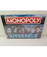 MONOPOLY RIVERDALE Board Game HASBRO USAOPOLY BRAND NEW  Sealed - $47.49